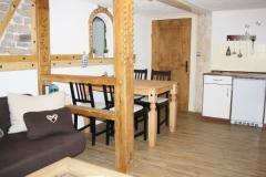 Alpenglühen - Küche