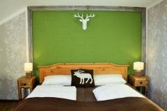 Schlafzimmer 1 Alpenblick