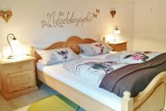 Alpenglück - Schlafzimmer