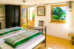 Alpenglühen - Schlafzimmer 2